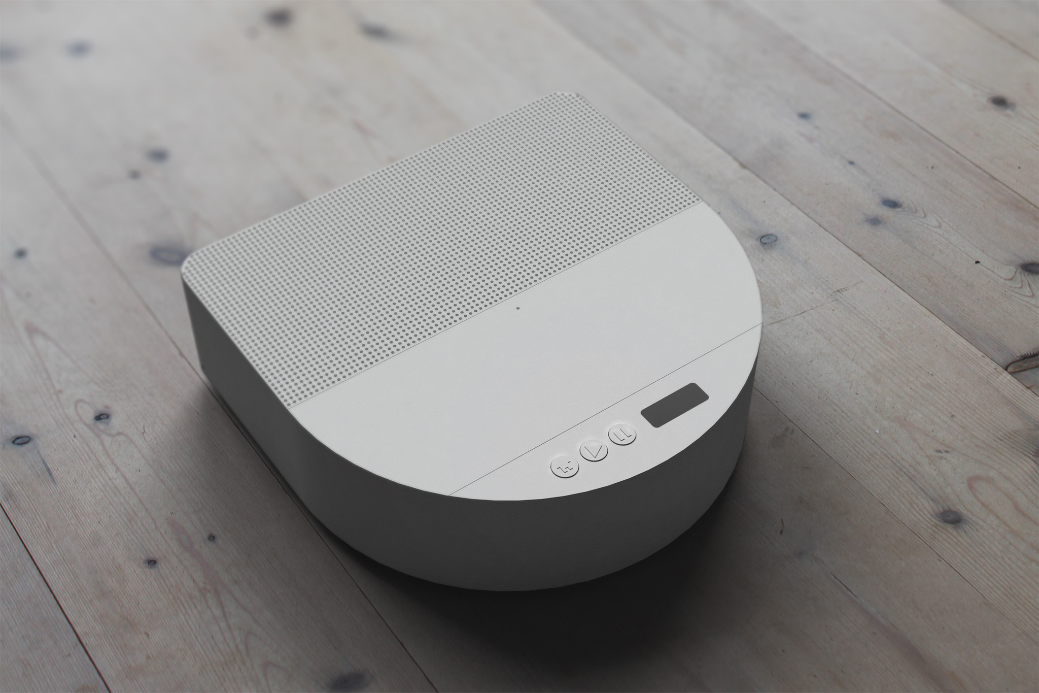 MUJI Vacuum cleaning robot concept